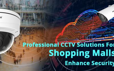 Professional CCTV Camera For Shopping Malls Enhance Security