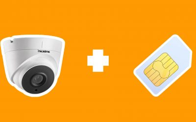 Smart ai cameras with sim card: the future is already here?