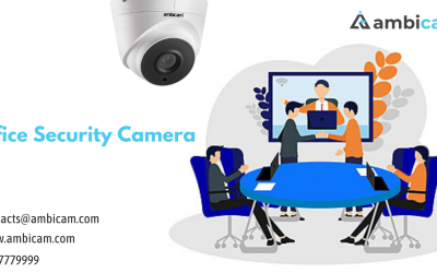 What You Need To Know About Office Security Camera