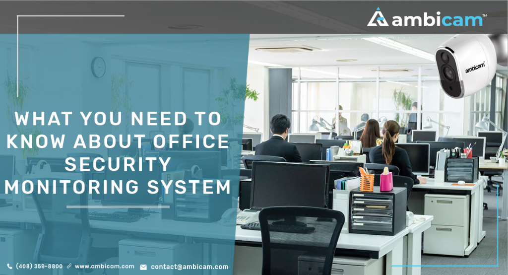 Office Security Monitoring System