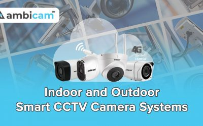 Indoor and Outdoor Smart CCTV Camera Systems