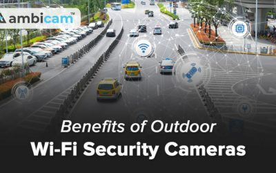 7 Benefits of Outdoor Wi-Fi Security Cameras