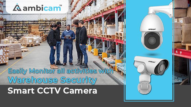 Warehouse Security Camera