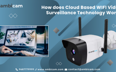 How does Cloud-Based Wifi Video Surveillance Technology Work?